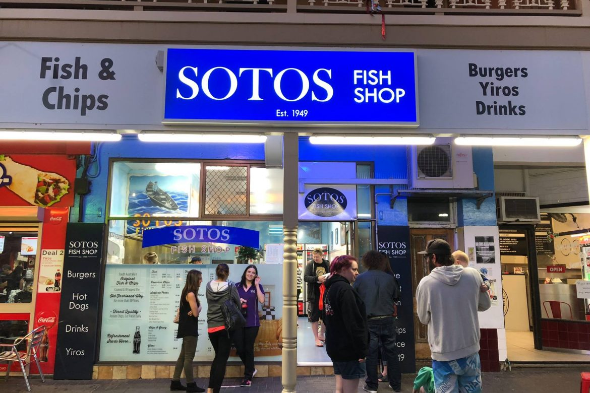 Sotos Fish Shop