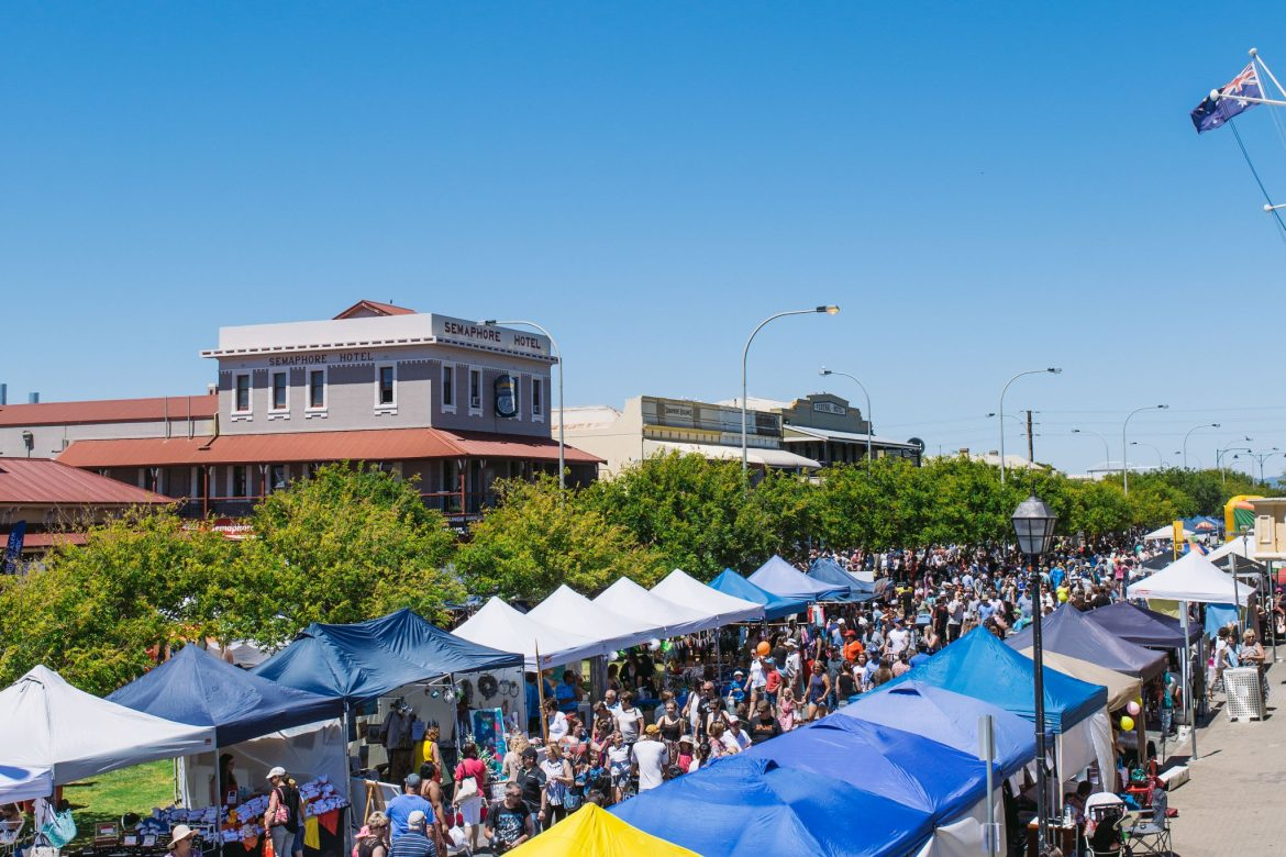 Save the date: The Semaphore Street Fair 2018 will be better than ever