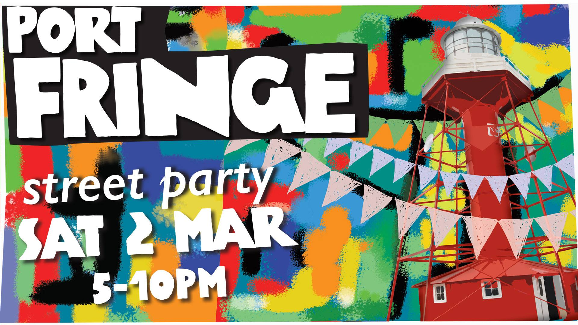Port Fringe 'Dancing in the Street' Party