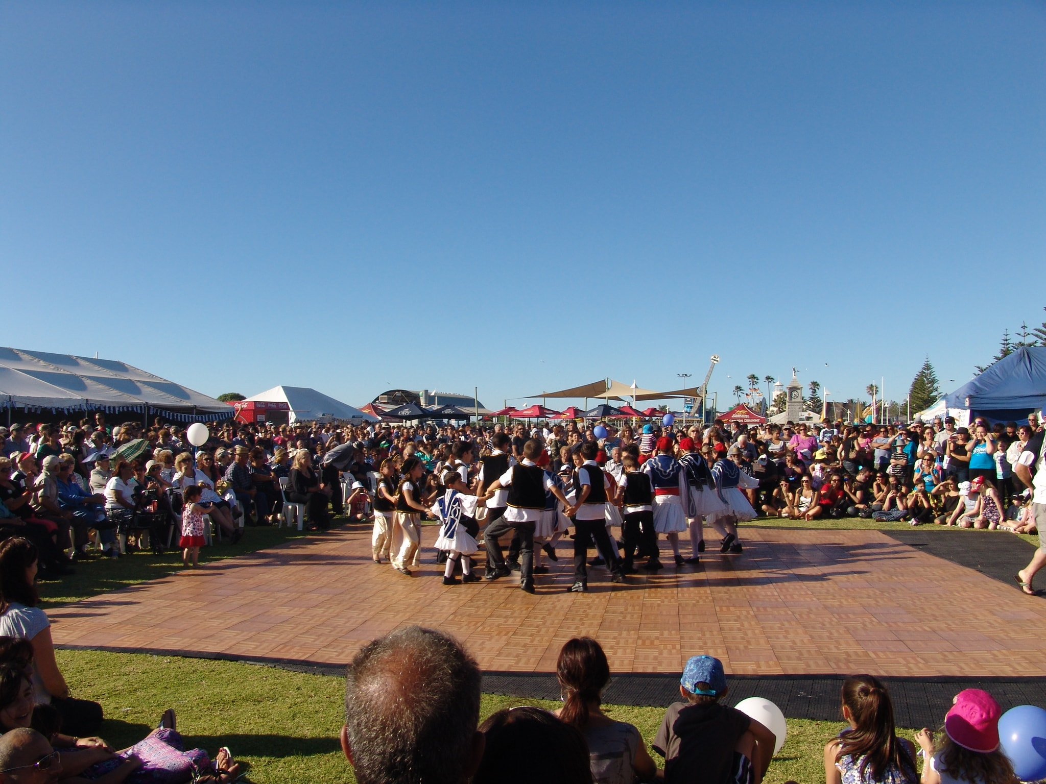 That's a wrap! Semaphore Greek Festival 2019